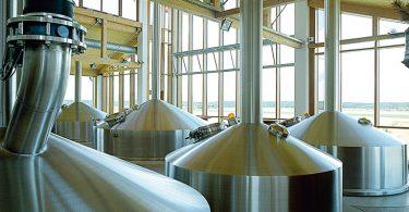 Ayinger Brauerei: Sudkessel