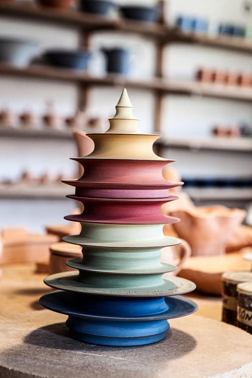 Keramikerin Corinna Post | Kunstwerk