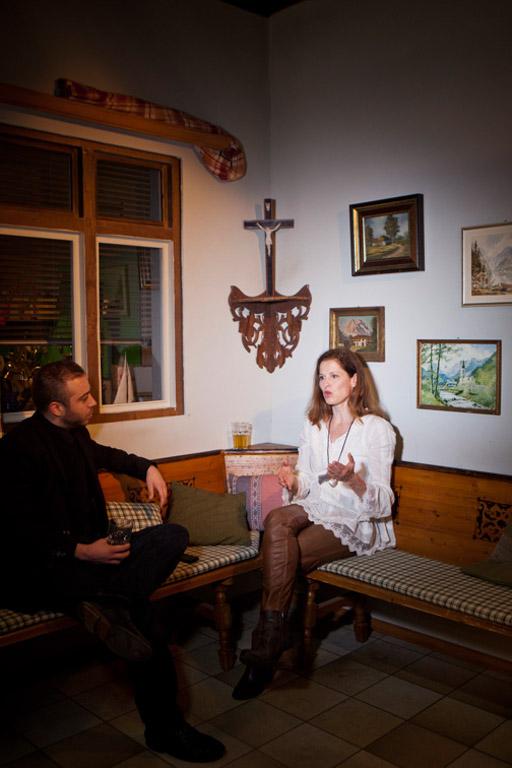 Interview Heidrun Gärtner   Auf der Eckbank