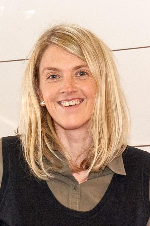 Hirschkuss-Inhaberin Petra Waldherr-Merk