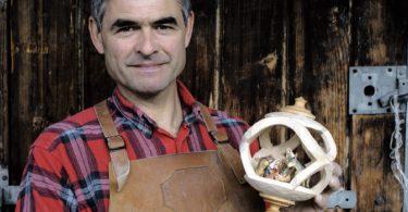 Holzkugeldrechsler | Martin Goldhofer