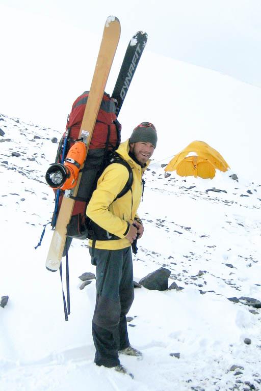 Interview Jörg Pietschmann   Skitour Mustagh Ata