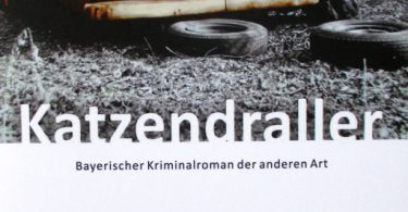 Katzendraller: Buchcover