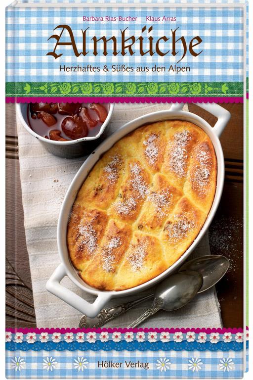 Almküche: Kochbuch