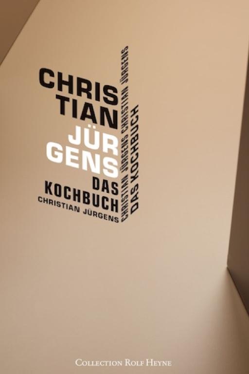 Kochbuch Christian Jürgens