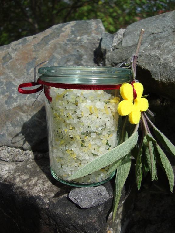 Kräuter: Zitronen-Kräutersalz