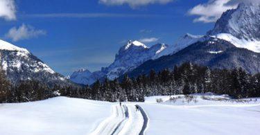 Langlaufen | Ammergauer Alpen