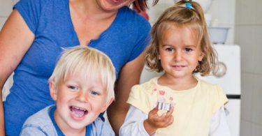 Maria Pilch | Mit Kindern