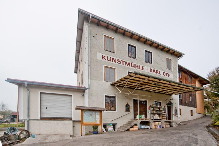Off-Mühle: Der Laden