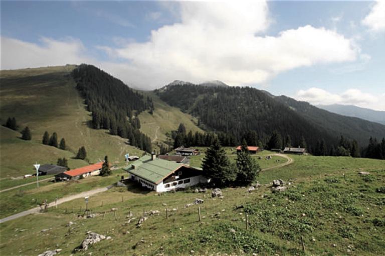 Ab auf die Hütte | Schoenfeldhütte