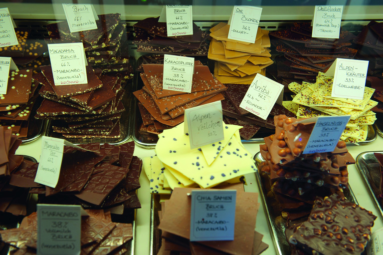 Schokolade | Krönner Bruchschokolade
