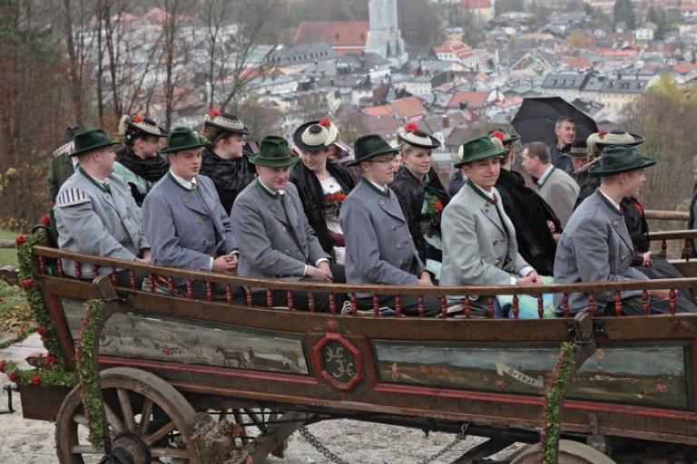 Leonhardi Wallfahrt 2013 | Trachtenverein Waakirchen