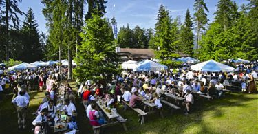 Waldfest der Hirschbergler