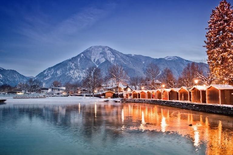 Wo Ist Heute Ein Weihnachtsmarkt.Alle Jahre Wieder Christkindlmärkte Im Oberland Dahoam Magazin